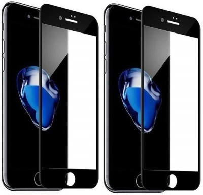 Air Case Tempered Glass Guard for Apple iPhone 6 Plus (Set of 2)(Pack of 2)