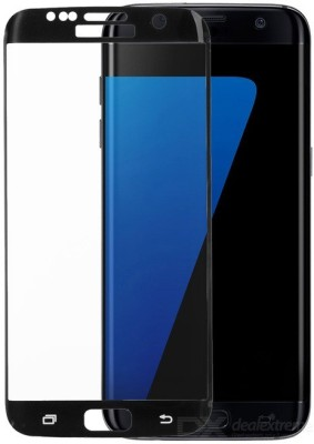 Kuber Edge To Edge Tempered Glass for Samsung Galaxy S7 Edge(Pack of 1)