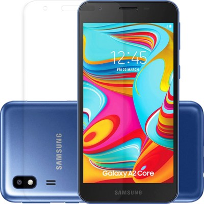 Hupshy Tempered Glass Guard for Samsung Galaxy A2 Core(Pack of 1)