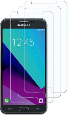 Maxpro Tempered Glass Guard for Samsung Galaxy J3 Pro/Samsung Galaxy J5 2015(Pack of 3)