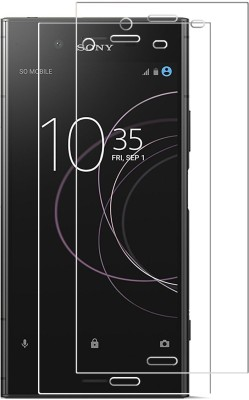 Maxpro Tempered Glass Guard for Sony Xperia XZ1(Pack of 2)