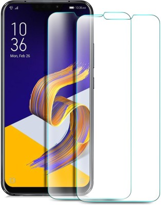 Maxpro Tempered Glass Guard for Asus Zenfone 5Z(Pack of 2)