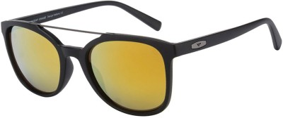 Vincent Chase Aviator Sunglasses(Green)
