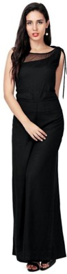 Sukanyaa Solid Women's Jumpsuit
