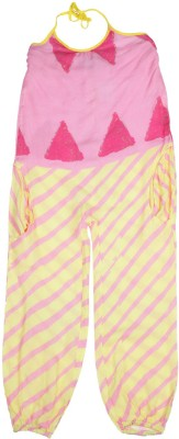 Masaba for Magic Fairy Printed Girls Jumpsuit