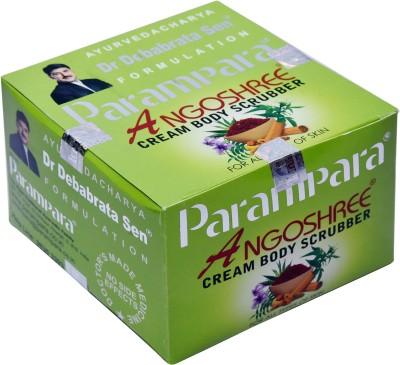 Parampara ANGOSREE CREAM SCRUBBER Scrub(450 g) 1