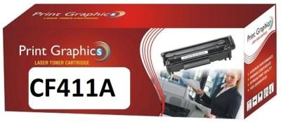 print graphic cf411 toner cartridge Black Ink Toner