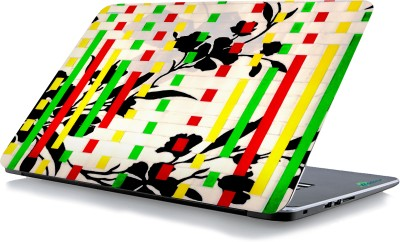 RADANYA Multi Color Laptop Skin 91140 Vinyl Laptop Decal 15.6