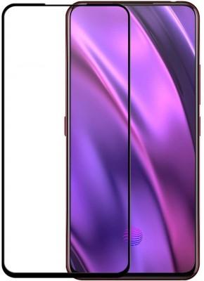 Klixx Edge To Edge Tempered Glass for Vivo V15 Pro (6D Glass, 9H Hardness, Anti-Fingerprint)(Pack of 1)