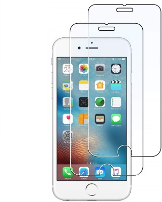 Maxpro Tempered Glass Guard for Apple iPhone 6 Plus(Pack of 2)
