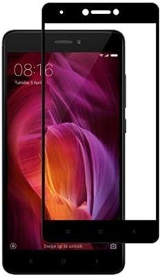 BigChoice Tempered Glass Guard for Mi Redmi Note 4X (6D Glass, 9H Hardness, Anti-Fingerprint)(Pack of 1)