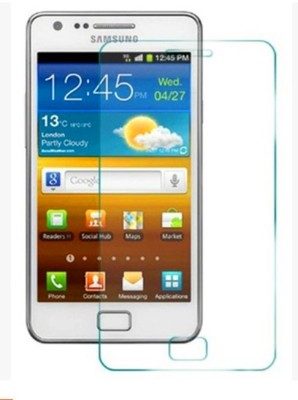 ROBMOB Tempered Glass Guard for Samsung I9100 Galaxy S2(Pack of 1)