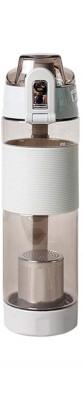 VASHANT 650 ml Water Purifier Bottle(Grey)