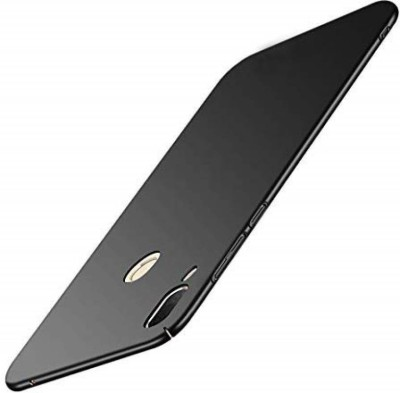 QuikDeal Back Cover for Realme 3 (Dynamic Black, 64 GB)(4 GB RAM)(Black, Dual Protection)