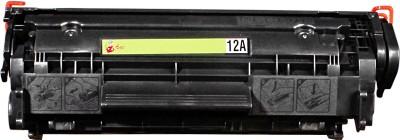 Mr. Refill 12A Toner Suitable For Laser Jet Black Ink Cartridge Mr. Refill Ink Cartridges