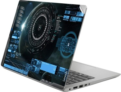 GADGETS WRAP GWSG-3416 Printed Top Only FUTURE SYSTEM DISPLAY Vinyl Laptop Decal 14