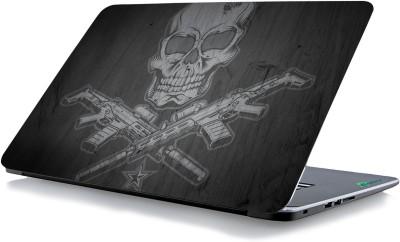 RADANYA Gun Printed Laptop Skin 59458 Vinyl Laptop Decal 15.6