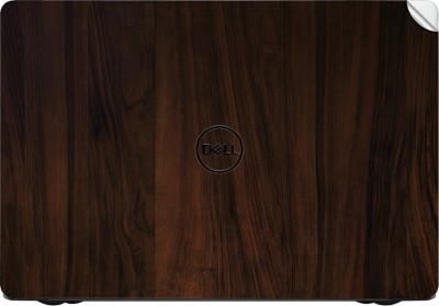 GADGETS WRAP GWSG-9414 Printed Top Only wood Vinyl Laptop Decal 13