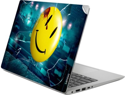 GADGETS WRAP GWSG-4773 Printed Top Only Rruss Vinyl Laptop Decal 14