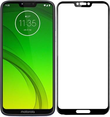 Flipkart SmartBuy Edge To Edge Tempered Glass for Motorola Moto G7 Power(Pack of 1)