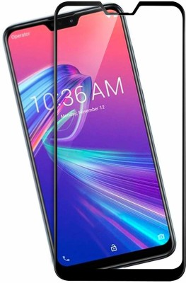 Buynow Edge To Edge Tempered Glass for 6D Glass, Black), Asus Zenfone Max Lite L1 (9H Full Glue(Pack of 1)
