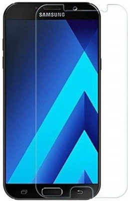 KMP POWER Tempered Glass Guard for Samsung Galaxy A5-2017(Pack of 1)