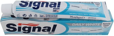 Signal Expert Protection Toothpaste Glowing Complete Toothpaste(75 g)