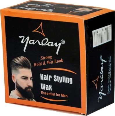 YARLAY Hair Styling Wax for Strong Hold & Wet look Hair Wax(100 g)