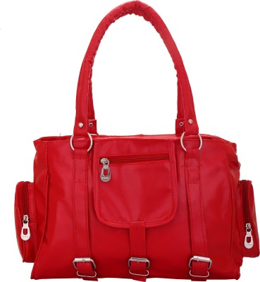 LADY BAR Women Red Shoulder Bag LADY BAR Handbags