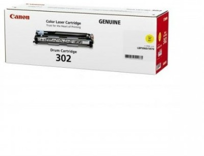 Canon LBP Single Color Ink Toner(Yellow)