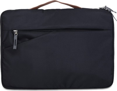 Yelloe 15.6 inch Laptop Messenger Bag Black Yelloe Laptop Bags