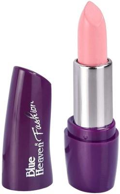BLUE HEAVEN Fashion lipstick, 4g Baby Pink  baby pink, 4 g BLUE HEAVEN Lipstick