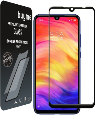 BuyMe Screen Guard for Mi Redmi Note 7 Pro(Pack of 1)
