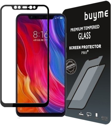 BuyMe Screen Guard for Mi Redmi Note 6 Pro(Pack of 1)