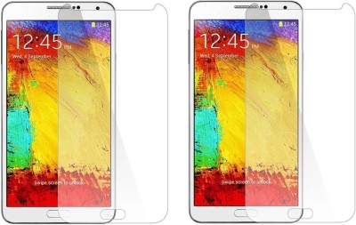 A-Allin1 Tempered Glass Guard for Samsung Galaxy Note 3(Pack of 1)