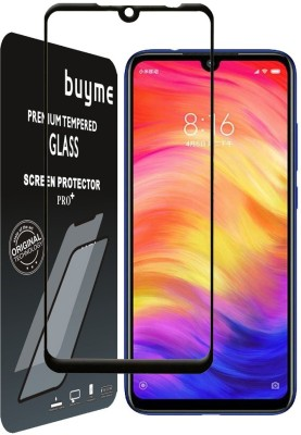 BuyMe Tempered Glass Guard for Mi Redmi Note 7(Pack of 1)