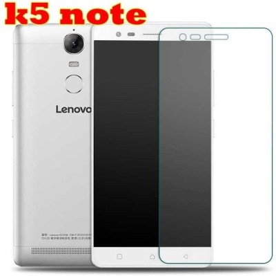 Tuchcare Tempered Glass Guard for Lenovo K5 Note, Lenovo Vibe K5 Note(Pack of 1)