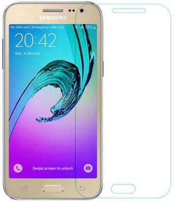 KMP POWER Tempered Glass Guard for Samsung Galaxy J2 - 2016(Pack of 1)