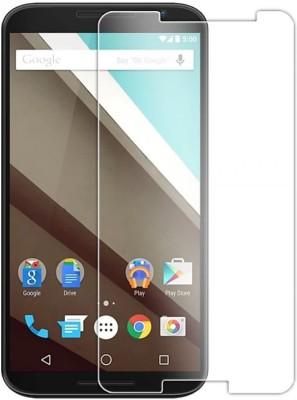 Sjm Tempered Glass Guard for Motorola Nexus 6(Pack of 1)