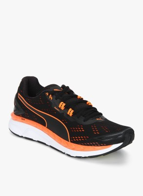Puma Running Shoes For Men(Black) at flipkart