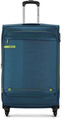 VIP CONRAD4WSTR80BLU Expandable  Check-in Luggage - 28 inch(Blue) at flipkart