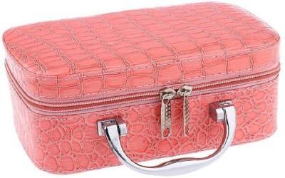 niknats ladies cosmatic bag and storage no Vanity Box(Pink)