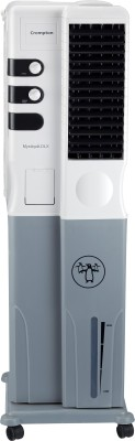 Crompton 34 L Tower Air Cooler(White, Cozie)