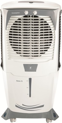 Crompton 75 L Desert Air Cooler(White, Grey, ACGC-DAC751)