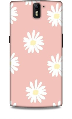 Dayzee Back Cover for OnePlus One Multicolor