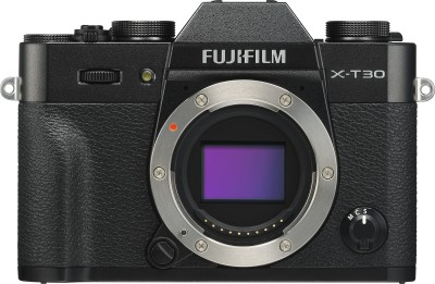FUJIFILM X Series X-T30 Mirrorless Camera Body Only(Black)