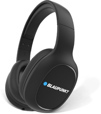 Blaupunkt BH-21 Wireless Bluetooth Headphone (Black)