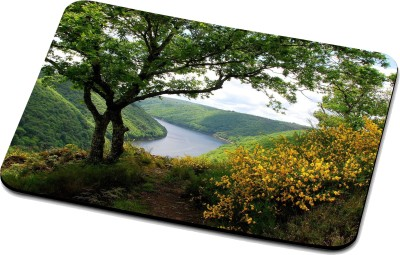 RADANYA Nature Mouse Pad 32280 Mousepad(Multicolor)