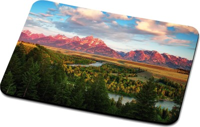 RADANYA Nature Mouse Pad 32261 Mousepad(Multicolor)