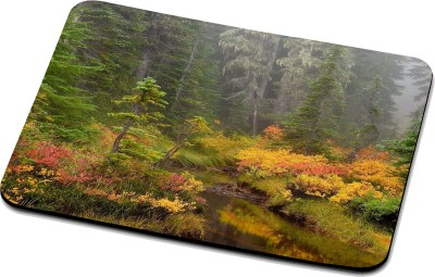RADANYA Nature Mouse Pad 32247 Mousepad(Multicolor)